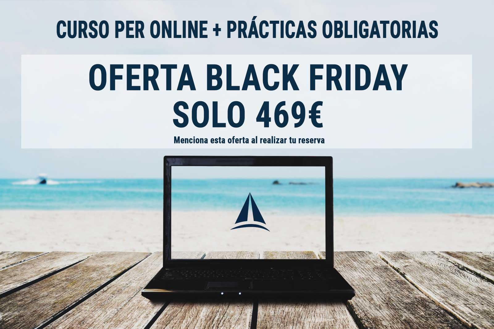 curso per online oferta black friday