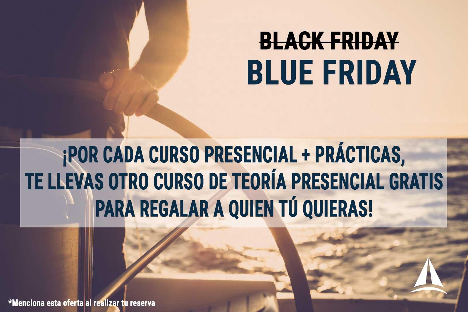 curso de navegación en madrid oferta black friday